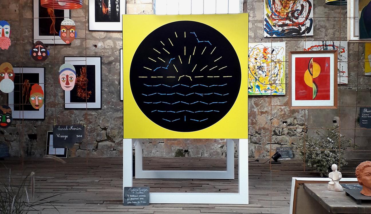 nadine grenier artiste rennes. Black Bedroom Furniture Sets. Home Design Ideas